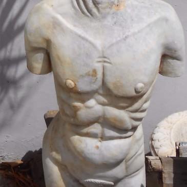 Escultura  Antigüedades Canarias